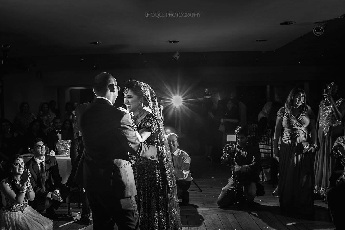 First Dance | Three Rivers Muslim Wedding Photography Essex