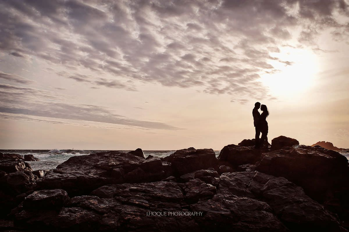 Cornwall Post Wedding Shoot | Tamil Wedding Photographer