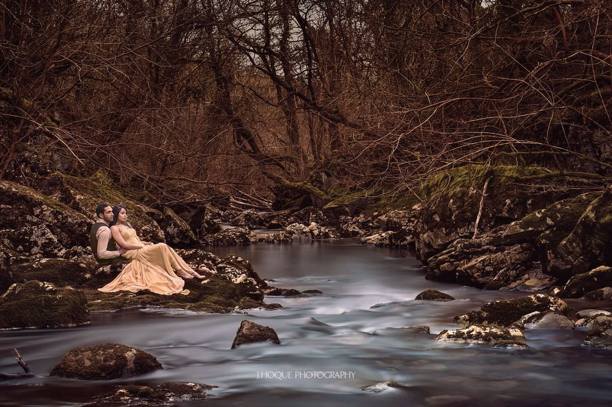 Wales Pre Wedding Shoot | Indian Wedding Photography