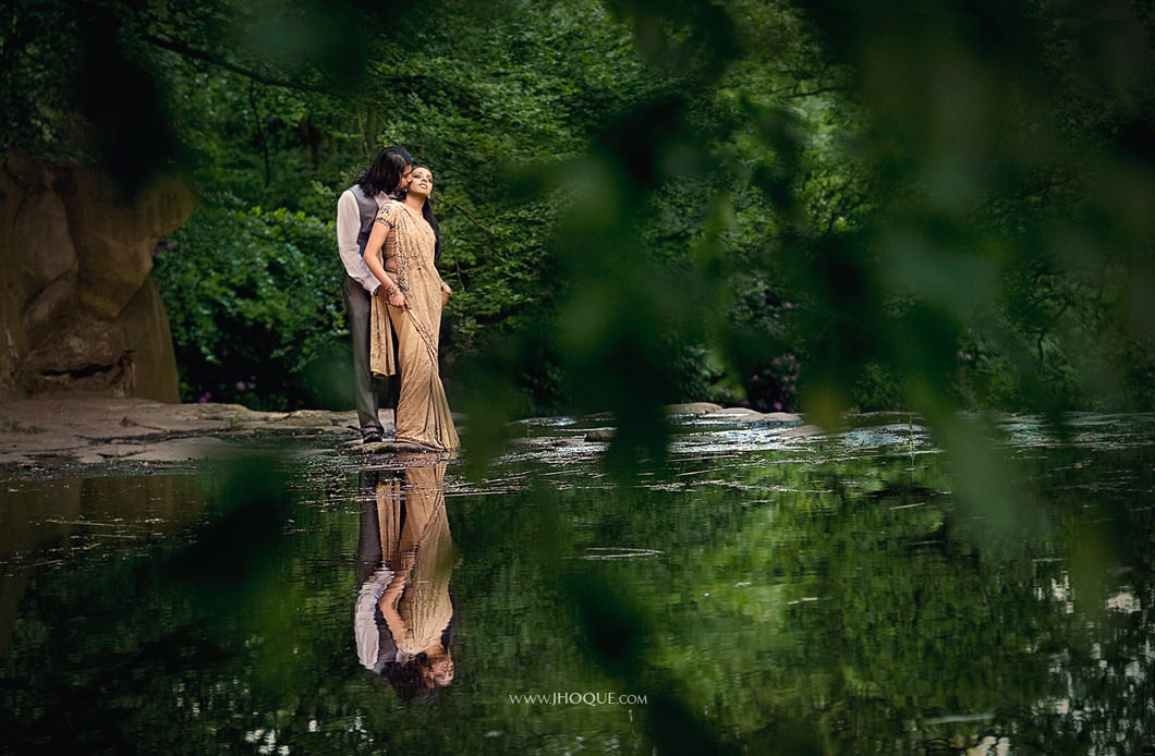 Virginia Water Pre Wedding Shoot | KHKR 0648