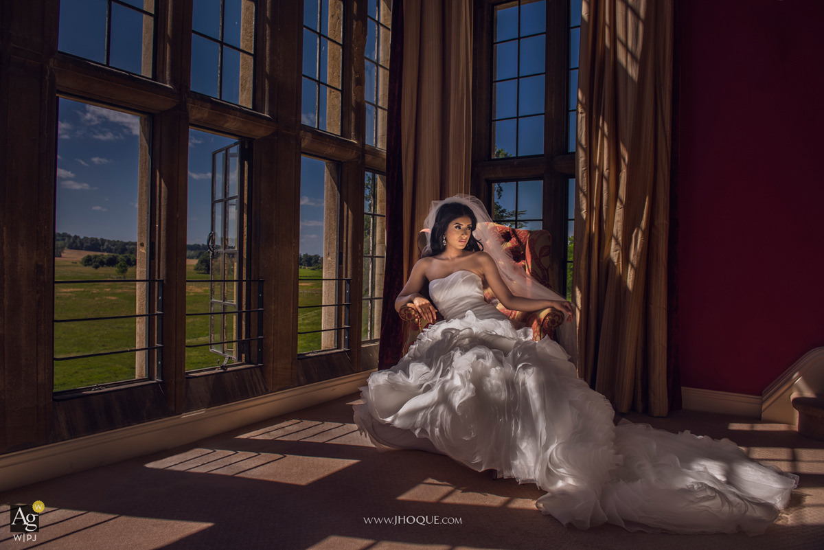 Stapleford Park Asian Fusion Wedding Leicester | 06