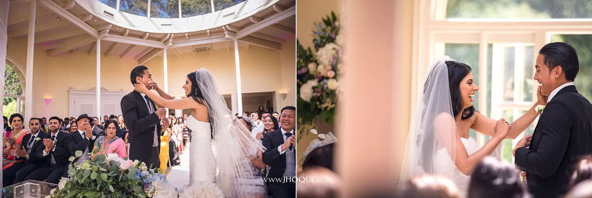 Indian Fusion Wedding at Stapleford Country House Leicester | 021
