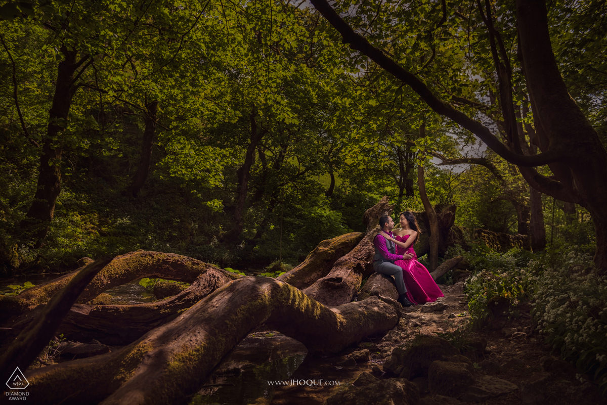 Yorkshire Dales National Park | Pre Wedding Shoot | WPJA Diamond Award 2018 v07