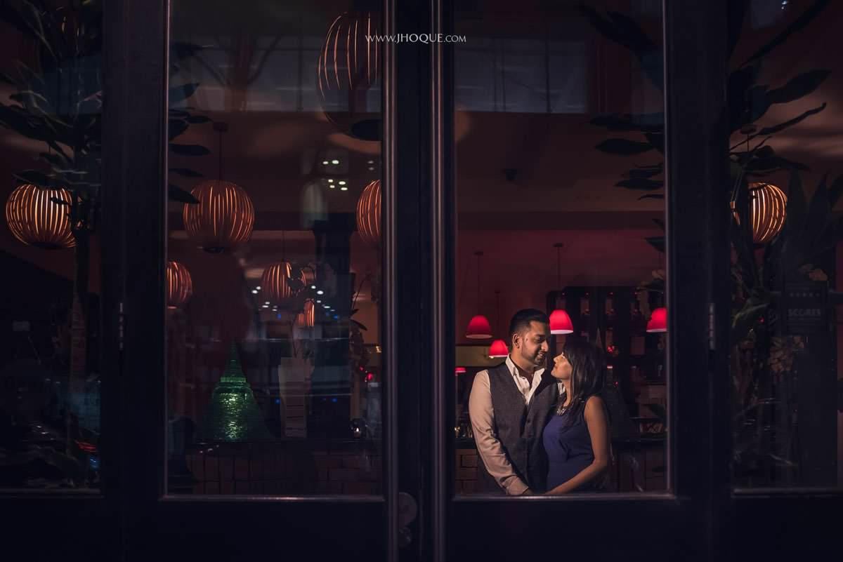 Pre Wedding Shoot in London | Puja & Punit
