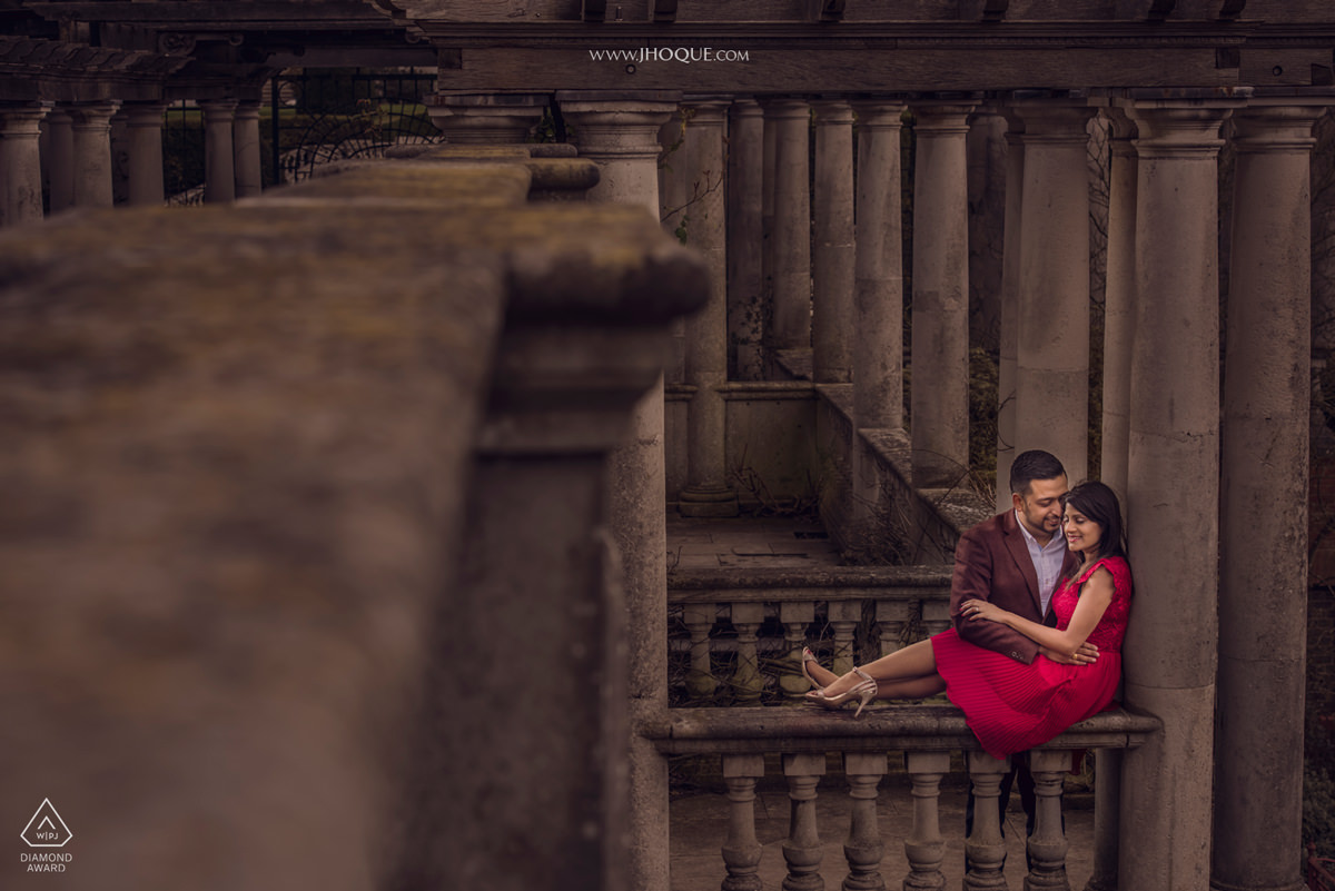 Hampstead Heath Pre Wedding | Puja & Punit