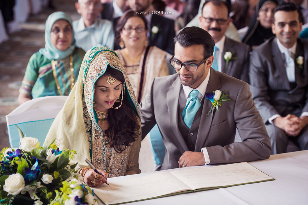 Muslim Wedding in Woburn Abbey | Uzma & Mazhar Testimonial
